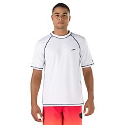 af1394b9a49ff Men's Rash Guards For Men: Swim Shirts For Men | Speedo USA