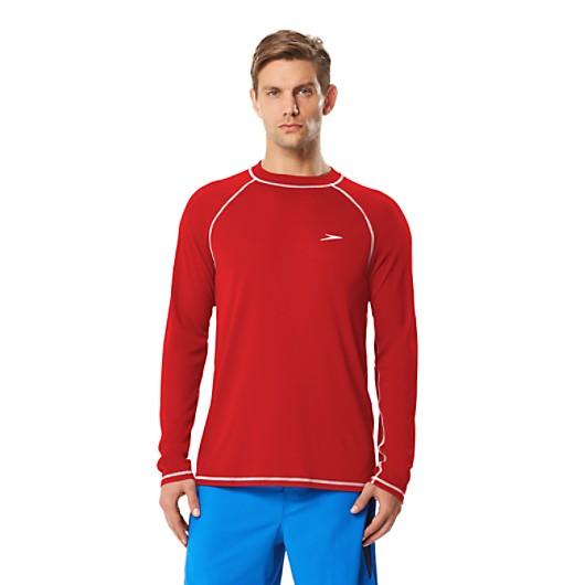edf5a454421b5 Easy Long Sleeve Swim Shirt | Speedo USA