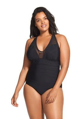 f8f03394c67e8 Plus Size Swimwear   Plus Size Swimsuits