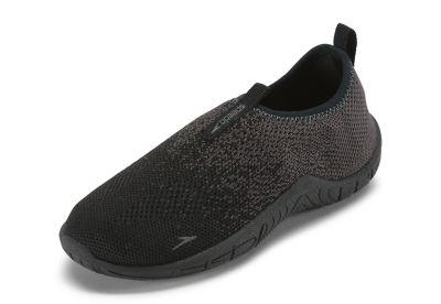 Speedo  Kids Surf Knit Water Shoes  Kids  : Blk/Darkgull Grey