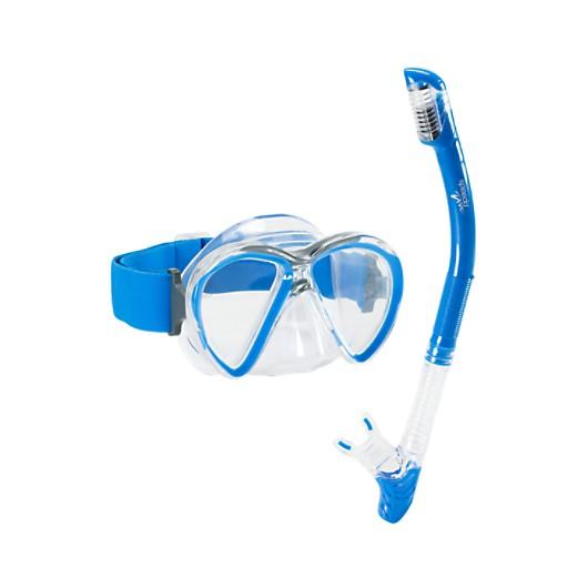 d19c2d1225b2 Reef Seeker Adult Mask Snorkel Set
