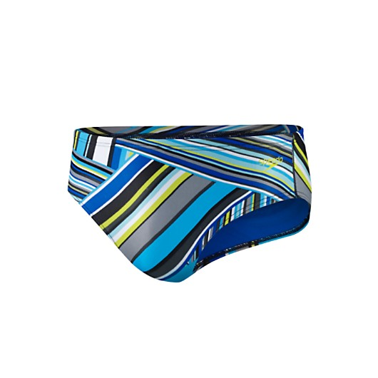 08a4e79933 Image for Rainbow Stripe Water Polo Brief - Speedo Endurance Lite from  Speedo USA