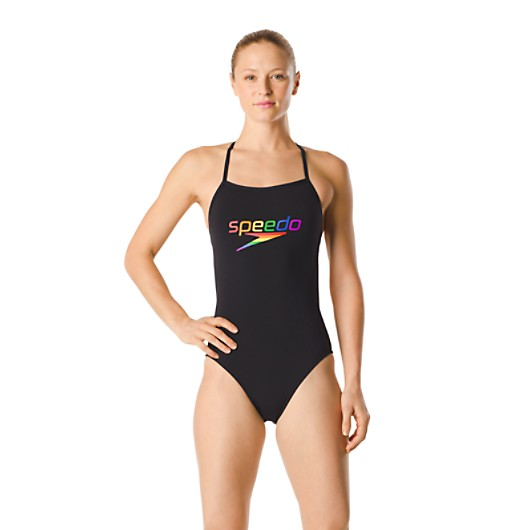 The One Back Solid - Speedo Endurance Lite  8349e389d